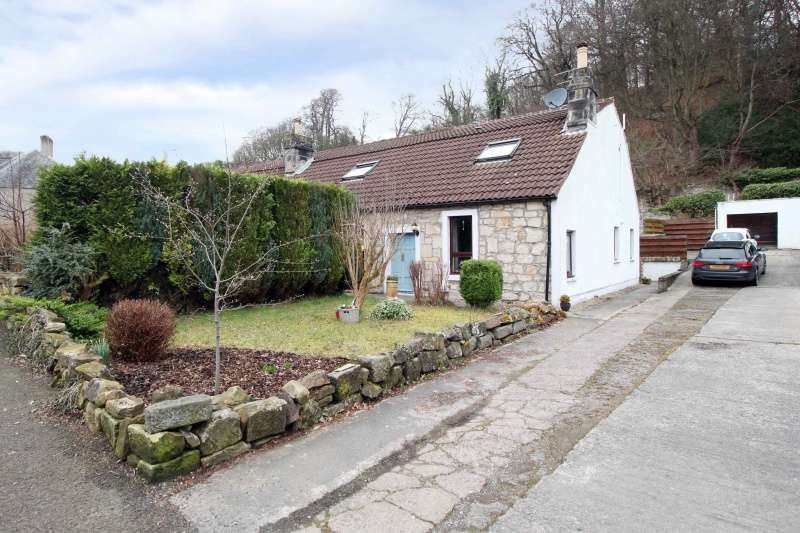 3 Bedrooms Cottage House for sale in Main Street, Low Valleyfield, Fife, KY12 8TF