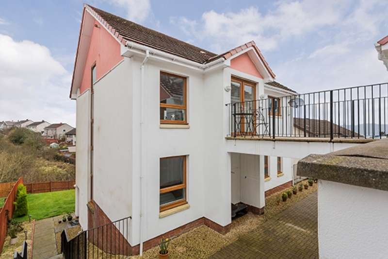5 Bedrooms Detached House for sale in Lyle Road, Greenock, Inverclyde, PA16 7QT