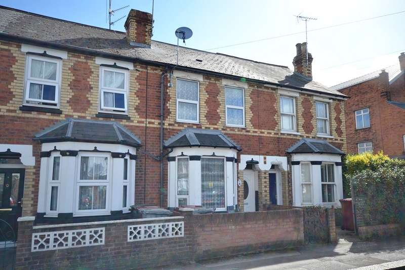 2 Bedrooms Terraced House for sale in Caversham Borders