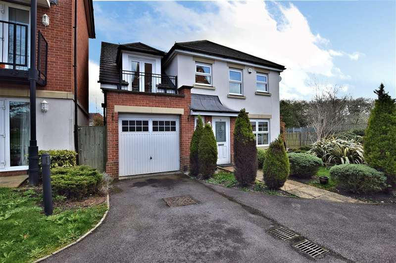 5 Bedrooms Detached House for sale in Cirrus Drive, Shinfield, Reading, RG2