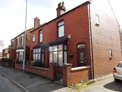 3 Bedrooms Semi Detached House for sale in Wigan Road, Westhoughton, Bolton, Greater Manchester, BL5