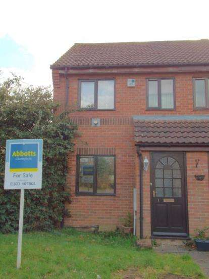 2 Bedrooms House for sale in Sprowston, Norwich, Norfolk