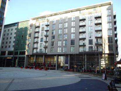 2 Bedrooms Flat for sale in Dakota House, 50 Mortimer Square, Milton Keynes