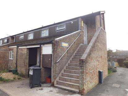 1 Bedroom Maisonette Flat for sale in Crawford Close, Freshbrook, Swindon, Wiltshire
