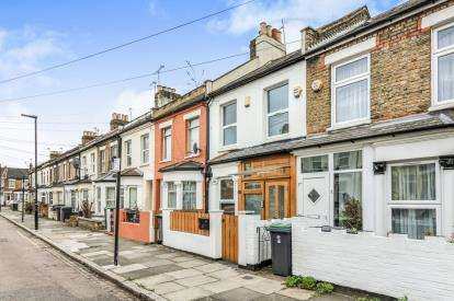 5 Bedrooms Terraced House for sale in Malvern Road, Tottenham, Haringey, London