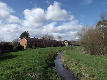 3 Bedrooms Terraced House for sale in Wilton, Salisbury, Wiltshire