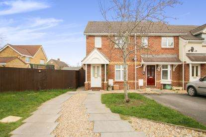 2 Bedrooms End Of Terrace House for sale in Taunton, Somerset, .