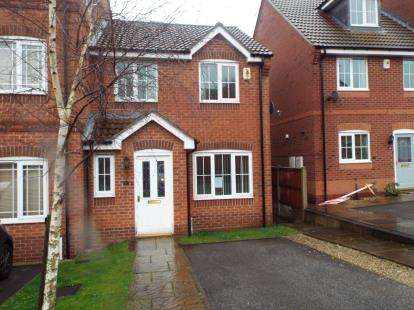 3 Bedrooms Semi Detached House for sale in Forest Avenue, Mansfield, Nottingham