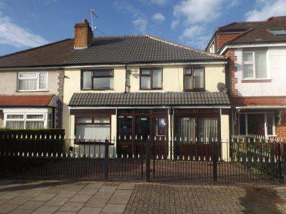 4 Bedrooms End Of Terrace House for sale in Morley Road, Birmingham, West Midlands