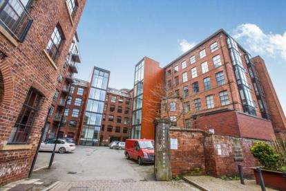 Flat for sale in Roberts Wharf, Neptune Street, Leeds, West Yorkshire