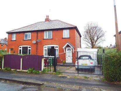 3 Bedrooms Semi Detached House for sale in Melville Road, Kearsley, Bolton, Greater Manchester