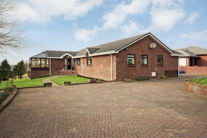 3 Bedrooms Bungalow for sale in Rigg Road, Cumnock
