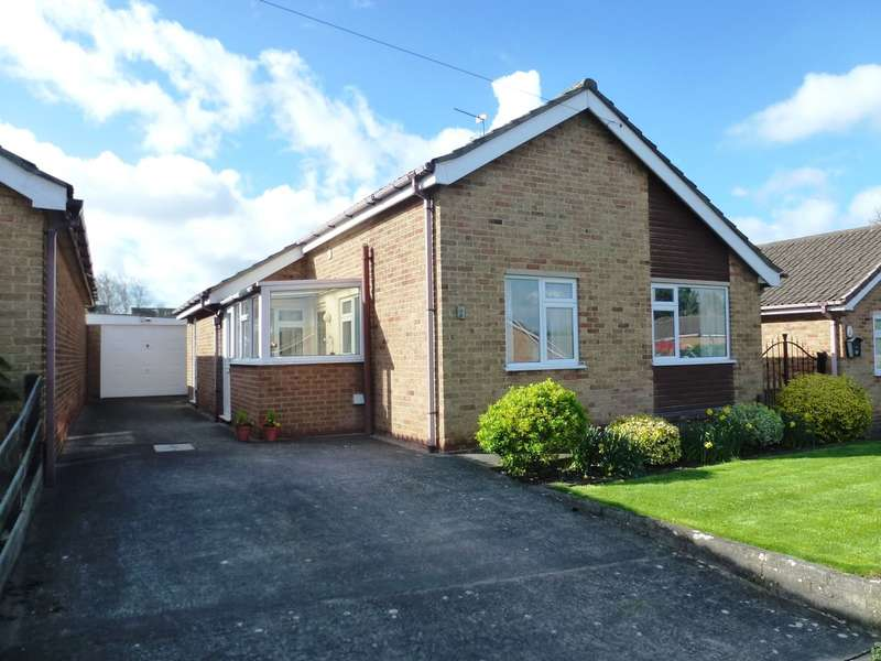 2 Bedrooms Detached Bungalow for sale in Orly Avenue, Castle Donington