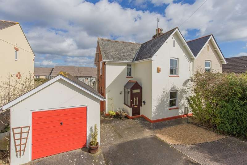 2 Bedrooms Semi Detached House for sale in Ashburton Road