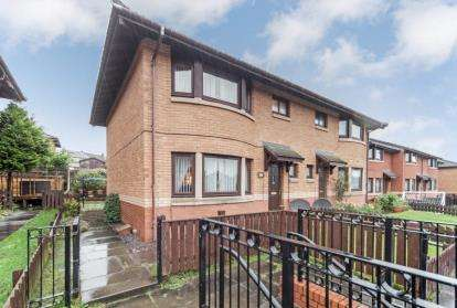 3 Bedrooms Semi Detached House for sale in Dormanside Place, Pollok, Glasgow