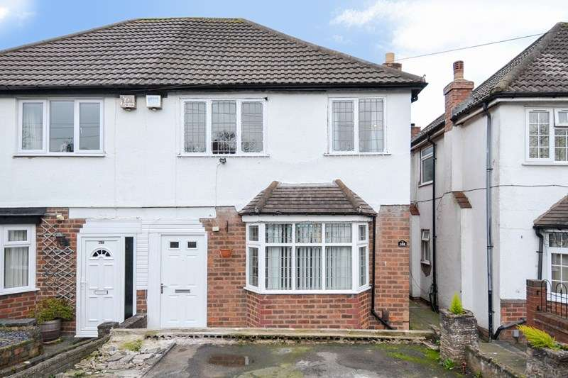 3 Bedrooms Semi Detached House for sale in Hanging Lane, Northfield, Birmingham