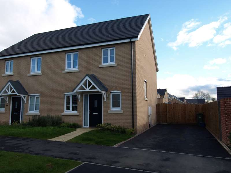3 Bedrooms Semi Detached House for sale in Millfield Gardens, Redhouse Park