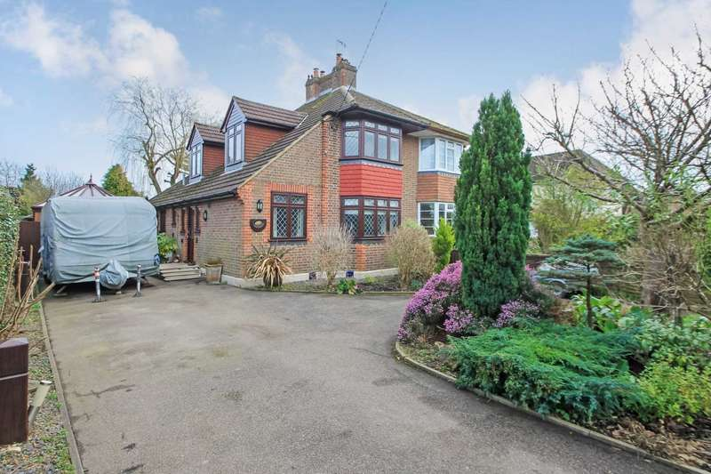 3 Bedrooms Semi Detached House for sale in Bellingdon, Chesham