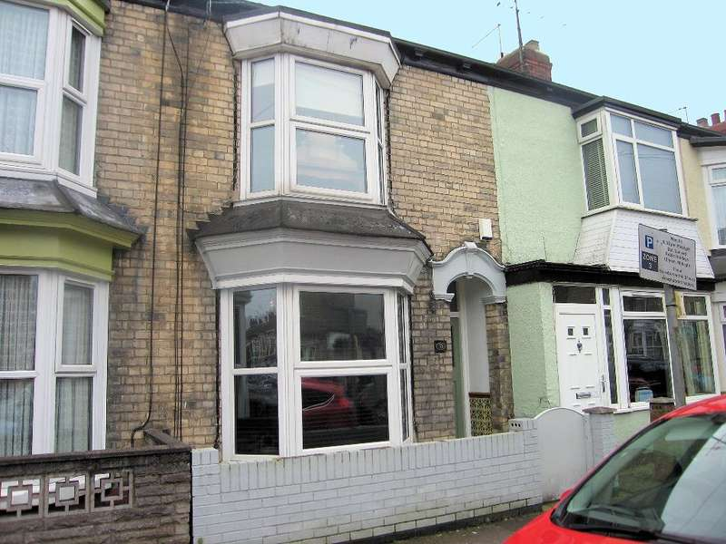 2 Bedrooms House for sale in Perth Street, HULL, HU5 3NL