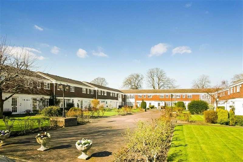 2 Bedrooms Flat for sale in Hayes Lane, Kenley, Surrey
