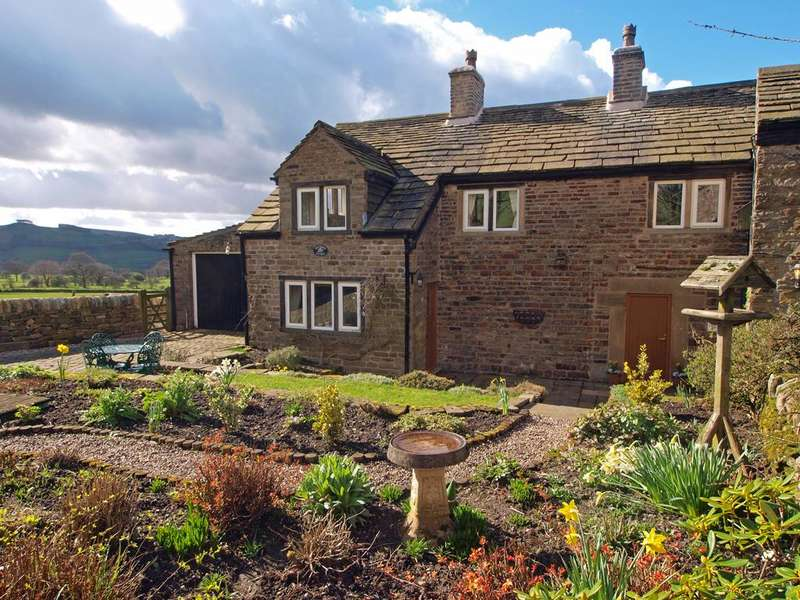 3 Bedrooms Semi Detached House for sale in Dolly Lane, Buxworth, High Peak, Derbyshire, SK23 7QJ