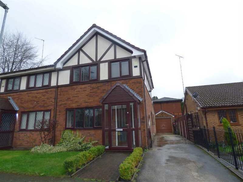 3 Bedrooms Property for sale in Churchside Close, Blackley, Manchester, M9