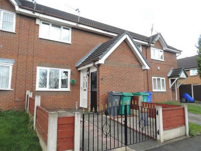2 Bedrooms Property for sale in Aldermoor Close, Openshaw, Manchester