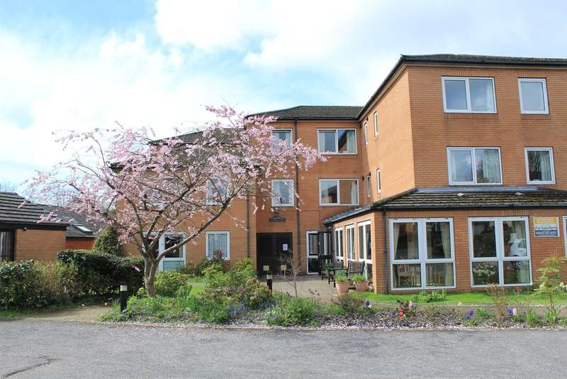 1 Bedroom Retirement Property for sale in Heol Hir, Llanishen, Cardiff