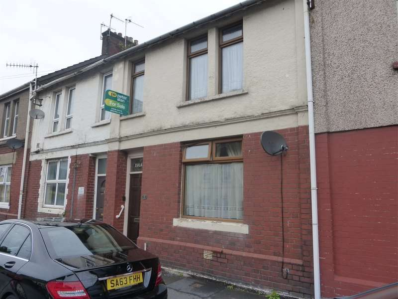 4 Bedrooms Terraced House for sale in Church Street, Briton Ferry, Neath
