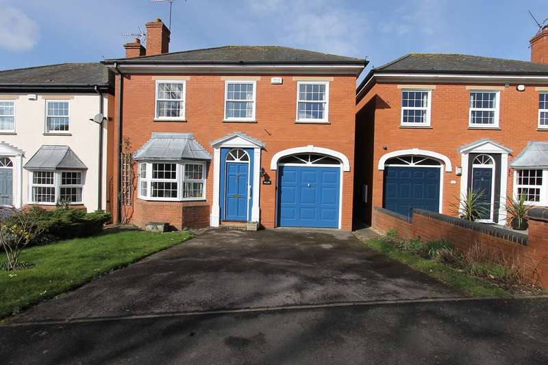 4 Bedrooms Detached House for sale in Nash Lane, Belbroughton, Stourbridge, DY9