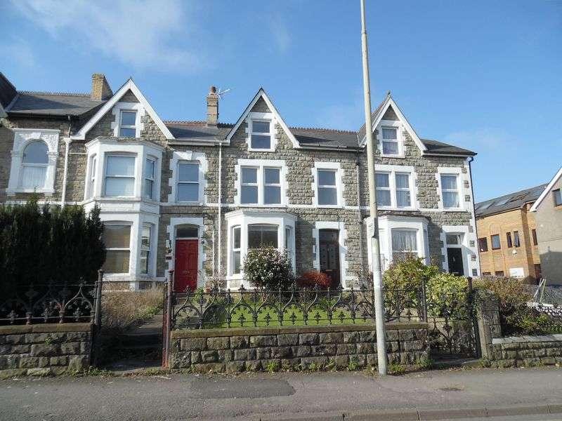 4 Bedrooms Terraced House for sale in Park Street Bridgend CF31 4AX