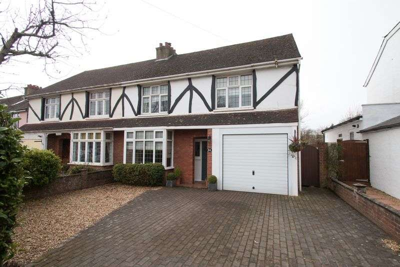 4 Bedrooms Semi Detached House for sale in Broyle Road, Chichester