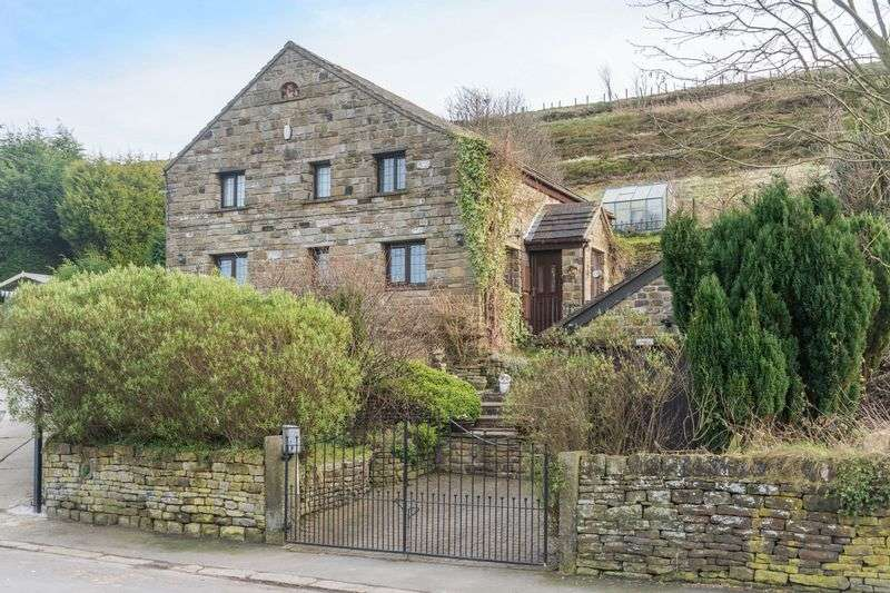 4 Bedrooms Property for sale in Underbank Cottage, Stannington, S6 6AP - Stunning Countryside Views