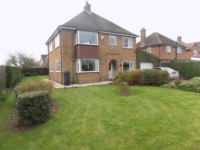 4 Bedrooms Detached House for sale in Bracken Lane, Retford