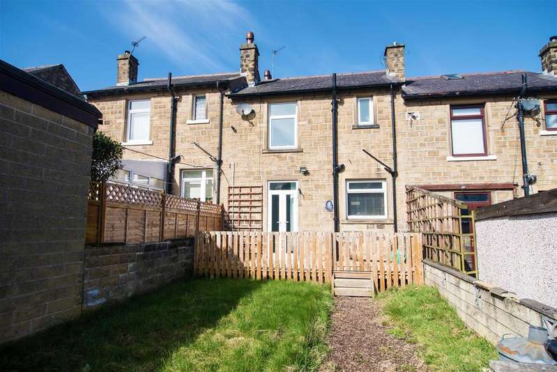 3 Bedrooms Terraced House for sale in Luton Street, Cowlersley, Huddersfield, HD4 5UQ