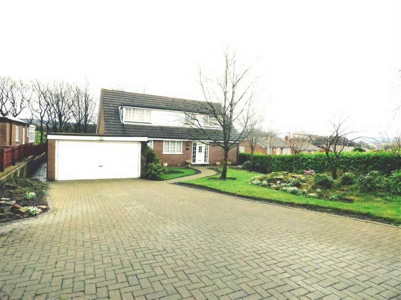 4 Bedrooms Detached House for sale in Old Hall Close, Mottram, Hyde, Cheshire, SK14