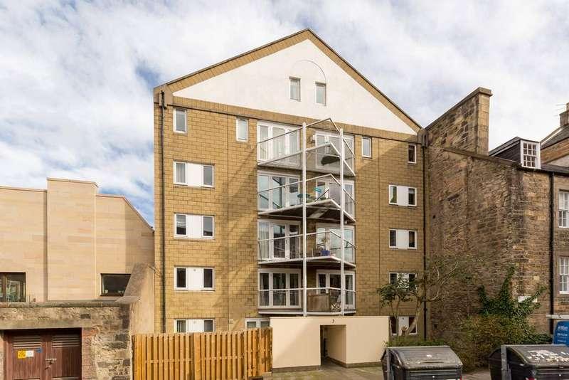 1 Bedroom Flat for sale in 3/10 St Bernard's Row, Stockbridge, EH4 1HW
