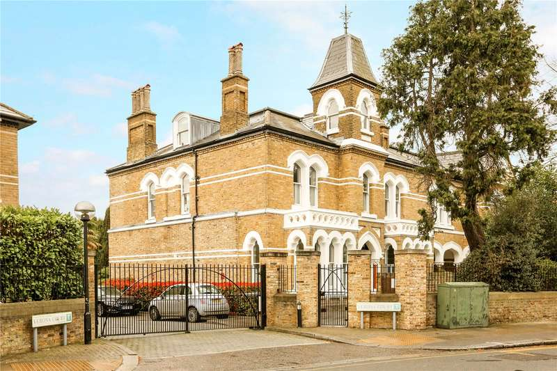 2 Bedrooms Flat for sale in Verona Court, London, W4