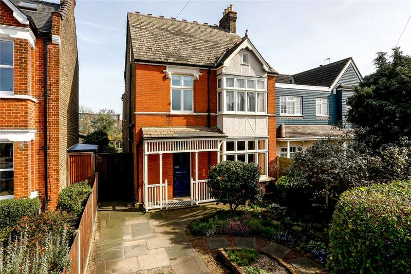 4 Bedrooms Detached House for sale in Pepys Road, London, SW20