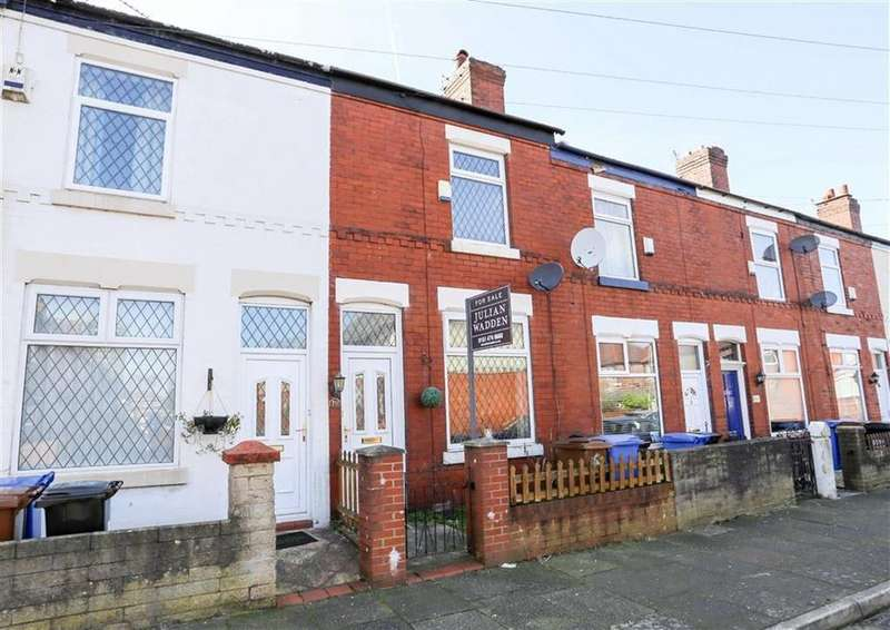 2 Bedrooms Terraced House for sale in Athens Street, Offerton, Stockport