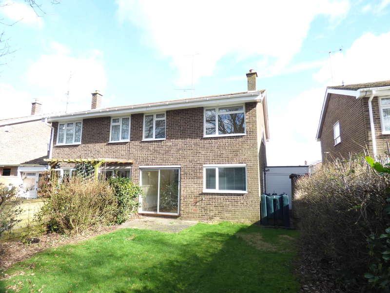 4 Bedrooms Semi Detached House for sale in Keelers Way, Great Horkesley