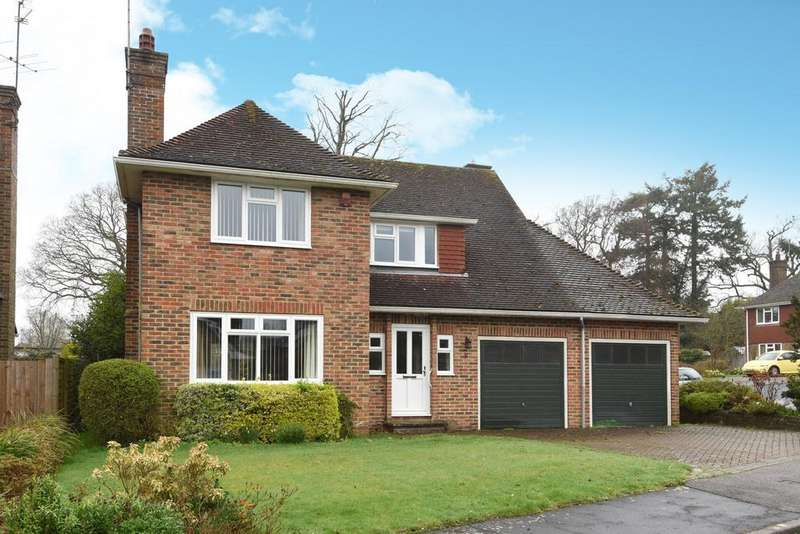 4 Bedrooms Detached House for sale in Shenstone, Lindfield, Haywards Heath, RH16