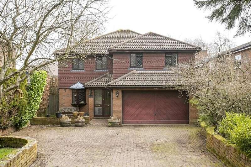 4 Bedrooms Detached House for sale in Childsbridge Lane, Seal, Sevenoaks, Kent