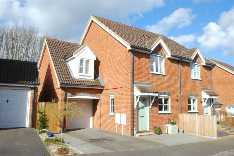 3 Bedrooms Semi Detached House for sale in Ashford
