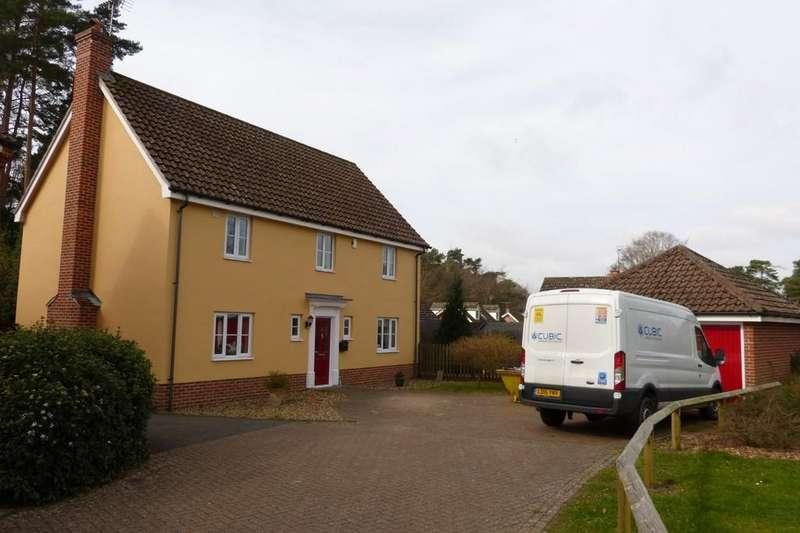 4 Bedrooms Detached House for sale in Walton Way, BRANDON