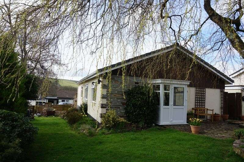 3 Bedrooms Detached Bungalow for sale in Well Meadow, Egloskerry, Launceston