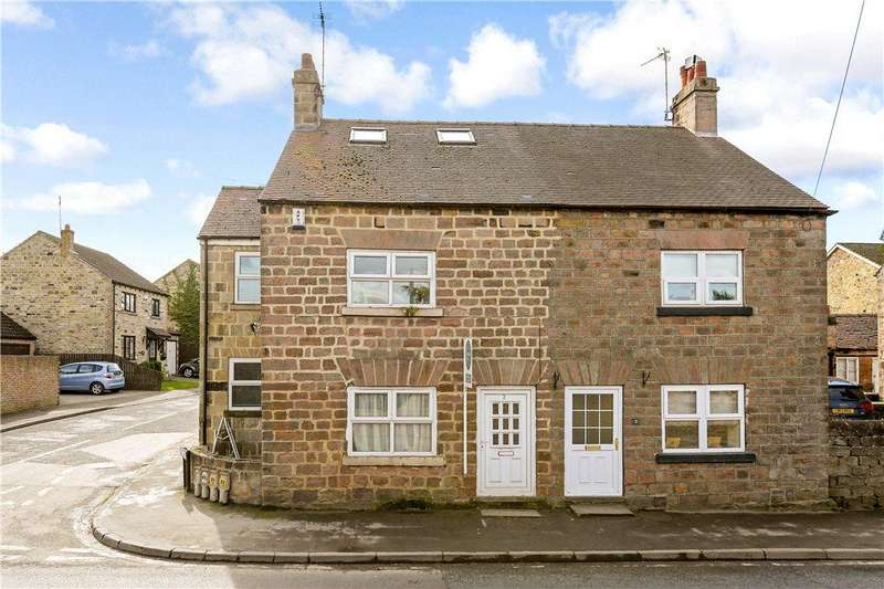 3 Bedrooms Semi Detached House for sale in High Street, Spofforth, Harrogate, North Yorkshire