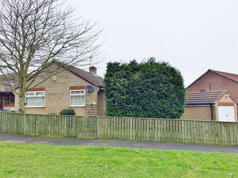 2 Bedrooms Bungalow for sale in NEW - Hamerton Road, Hunmanby
