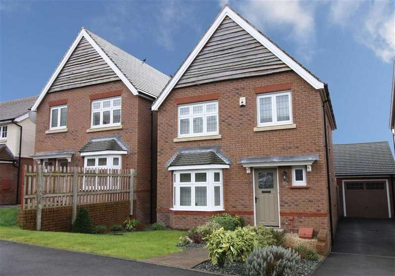 3 Bedrooms Detached House for sale in Coed Pinwydd, Cwmbach, Aberdare