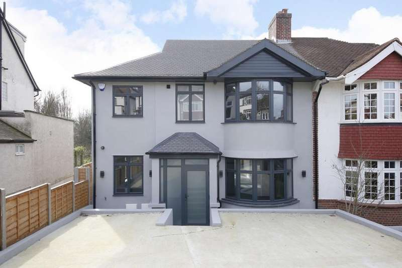 5 Bedrooms House for sale in Westwood Park, Forest Hill, SE23